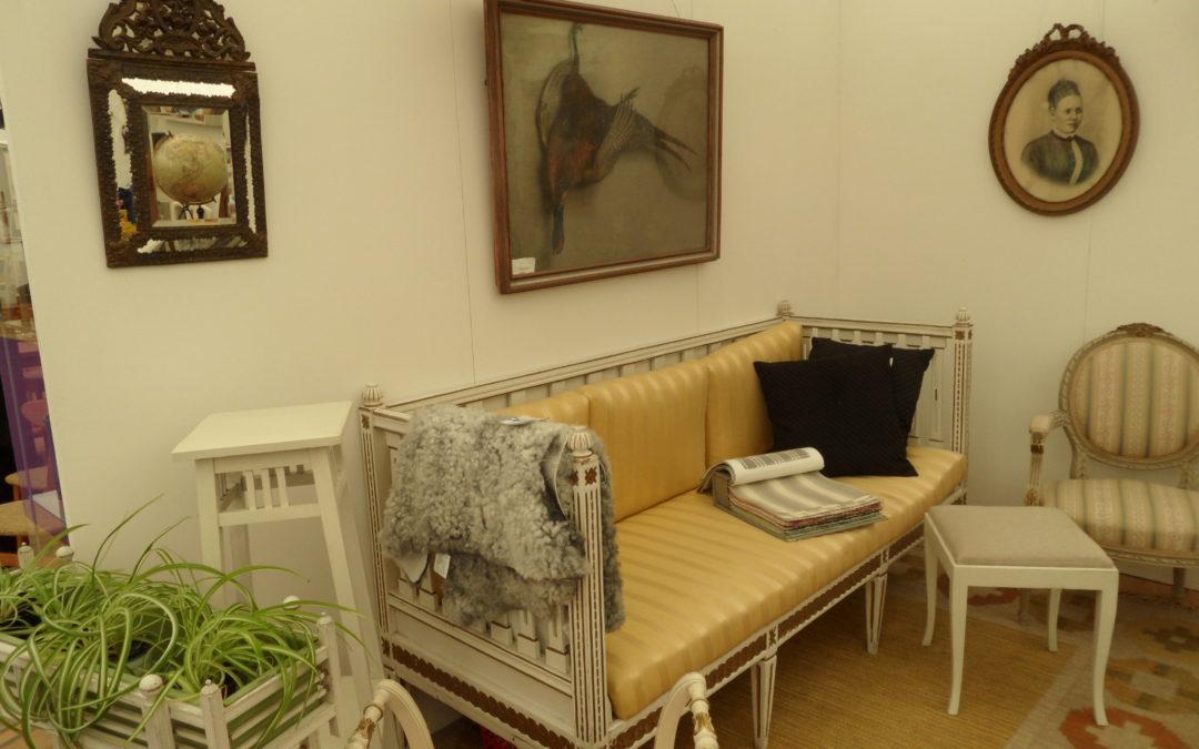 Gustaviansk soffa, original