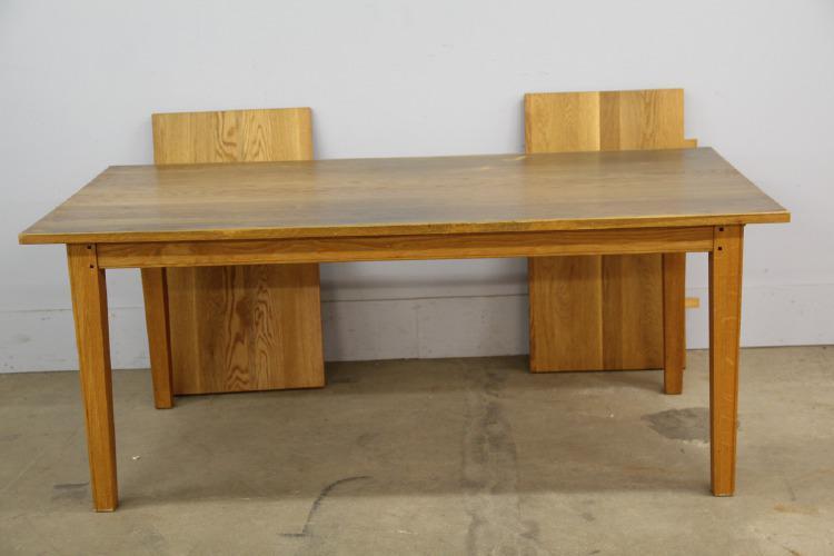 Matbord massiv ek