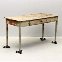 Original gustavianskt bord tidigt 1800-tal